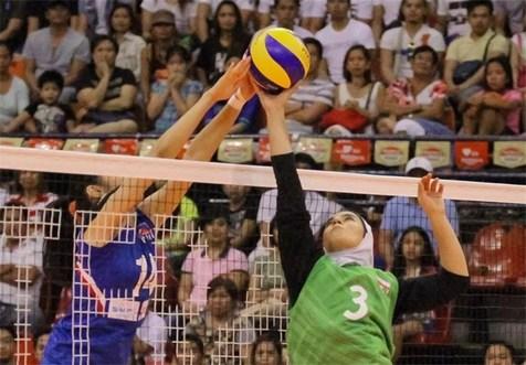 تیم ملی والیبال امید بانوان راهی تایلند شدند