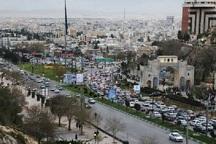 محور دروازه قرآن مخاطرهای برای شیراز