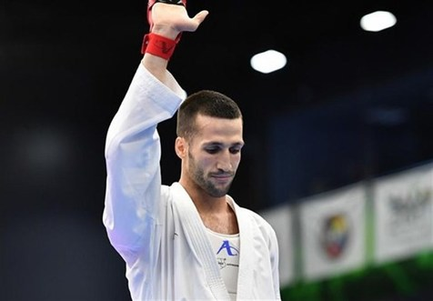 شوک به کاراته ایران در سرزمین ماتادورها؛ مهدی زاده حذف شد