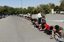 دستگیری 74 سارق در طرح ضربتی پلیس تهران