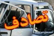 برخورد سه دستگاه خودرو در اتوبان کرج - قزوین 3 سرنشین کشته شدند