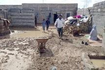 250 نفر گرفتار در سیلاب خراسان جنوبی امدادرسانی شدند