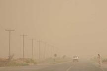 سرعت وزش باد در سیستان به 90 کیلومتر بر ساعت رسید