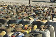 بیش از ۵۶ هزار لیتر سوخت قاچاق در قصرشیرین کشف شد
