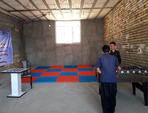 45خانه ورزش در روستاهای کهگیلویه و بویراحمد راه اندازی شد