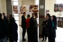 برگزاری نمایشگاه آثار برتر جشنواره ساختمان های قزوین
