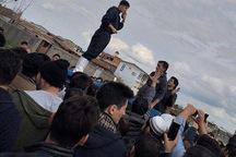 سردار آزمون و دیگر ملی پوشان گلستان به یاری سیل زدگان شتافتند