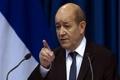 وزیر خارجه فرانسه خبر سفرش به ایران را اعلام کرد