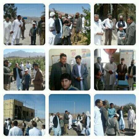 بخشدار مرکزی خاش: دولت به نقاط دورافتاده و محروم نگاه ویژه ای دارد