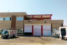 ایستگاه و مرکز آموزش آتش نشانی کاشان در راوند بهره برداری شد