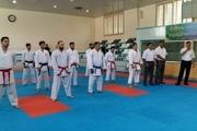 برگزاری اولین دوره مسابقات کاراته قهرمانی کارگران استان