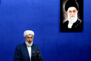 تقدیر امام جمعه اهل سنت آققلا از خدمات دولت در سیل گلستان