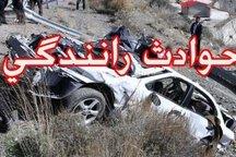 تصادف زنجیره ای در جاده یاسوج بابامیدان هفت مصدوم برجا گذاشت