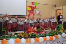 جشن نوروزی دانش آموزان در خاش برگزار شد