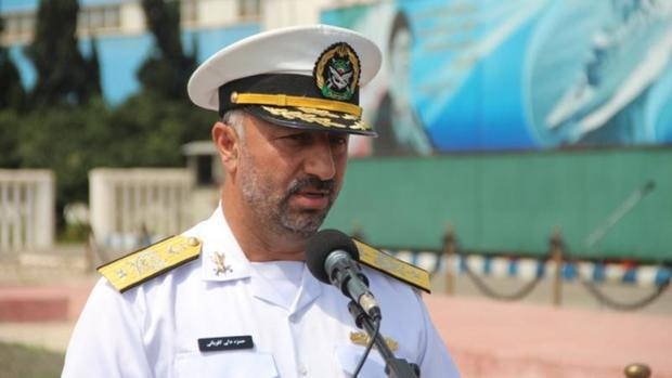واکنش نیروی دریایی ارتش به حضور مجدد ناو آبراهام لینکن در منطقه