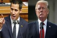 رهبر مخالفان ونزوئلا خود را رئیس جمهور این کشور اعلام کرد/ ترامپ به رسمیت شناخت
