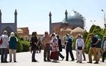 رشد چشمگیر گردشگران اروپایی در ایران