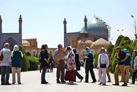 درآمد 10 میلیاردی ایران از محل توریسم