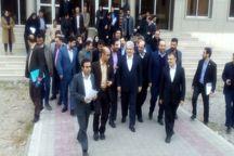 معاون رئیس جمهوری از پارک علم و فناوری خراسان بازدید کرد