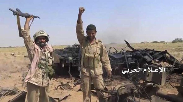 انصار الله یمن 10 عملیات نظامی علیه اهدافی مهم در عمق عربستان انجام داد