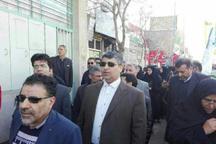 حمایت مردمی بزرگترین پشتیبان انقلاب اسلامی و رهبری است