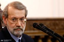 لاریجانی: تمامی نهادها برای مدیریت بحران پای کار بیایند