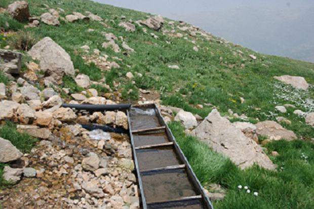 170 آبشخور به 80 روستای استان زنجان تحویل شد