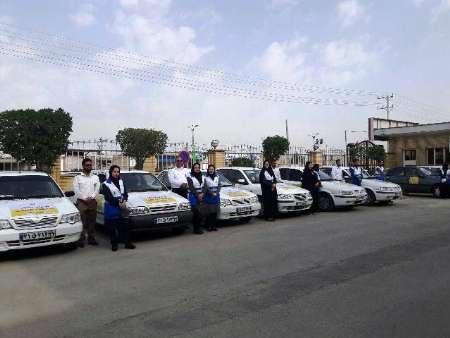 اعزام 37 اکیپ طرح سلامت نوروزی به شهرهای جنوب خوزستان