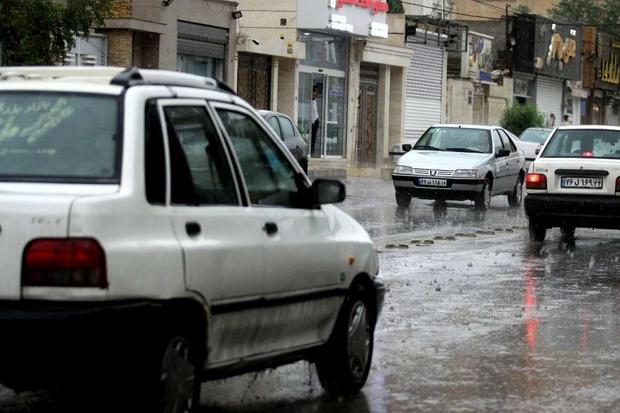 احتمال رگبار پراکنده در آسمان خوزستان پیش بینی می شود