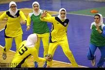 گناوه قهرمان مسابقات هندبال بانوان استان بوشهر شد