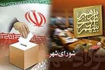 رئیسان هفت کمیسیون شورای اسلامی شهر زنجان مشخص شدند