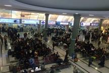 103 هزار مسافر نوروزی از فرودگاه اصفهان جابه جا شدند