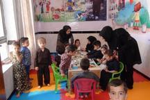 11 هزار کودک در مهدهای کردستان آموزش می بینند