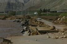 سیلاب 20 میلیارد ریال به راههای ملایر خسارت زد