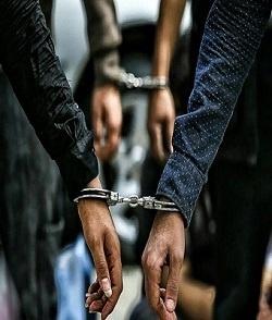 دستگیری سارقان حرفهای تجهیزات مخابراتی در یاسوج