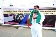 ورزشکار مراغه ای قهرمان مسابقات پاورلیفتینگ آسیا و اروپا شد