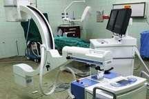 14 میلیارد ریال تجهیزات پزشکی برای بیمارستان ولیعصر خریداری شد