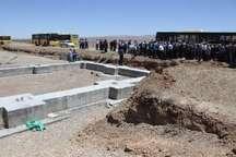 ساخت جایگاه سوخت دایم فرودگاه شاهرود حدود 40 درصد پیشرفت دارد