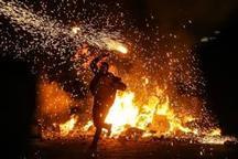 انفجار ناشی ازمواد محترقه باعث مصدوم شدن 2 جوان در شهرستان امیدیه شد