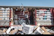 12میلیارد کالای قاچاق در دو کانتینر توقیف شده در سیرجان