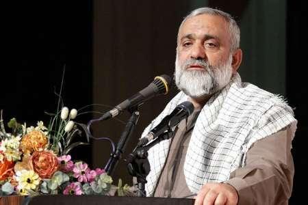 سردار نقدی: انسجام و وحدت ملی، مانع تحقق اهداف دشمن شده است