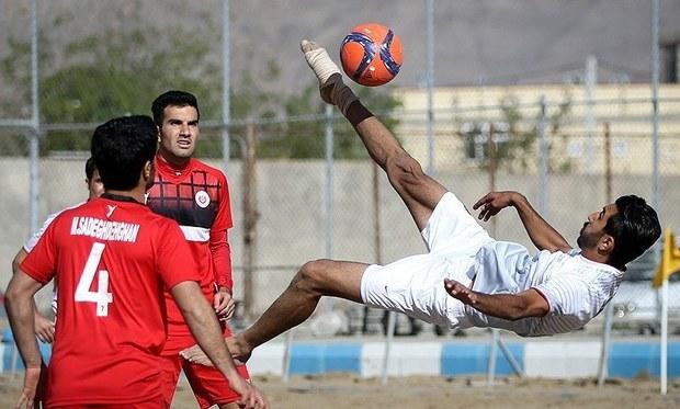تیم فوتبال ساحلی ایفا اردکان، شهرداری چابهار را شکست داد