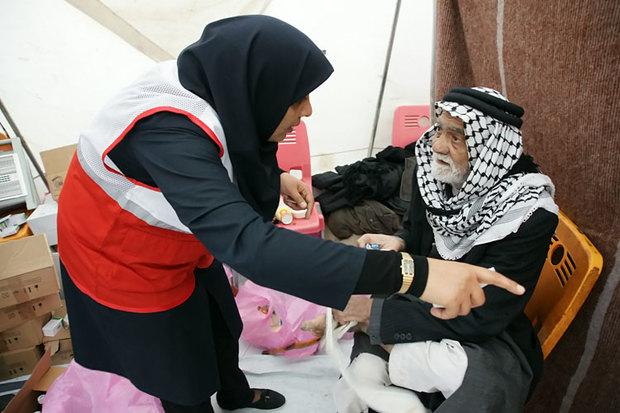 هزار و 35خدمت بهداشتی و درمانی به سیل زدگان خوزستان ارایه شد