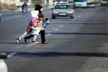 80درصد کشته شدگان تصادفات کرج عابران پیاده هستند