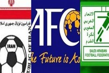 انون «زمین بی طرف» لغو نشد/نمایندگان ایران سال آینده هم محروم از میزبانی مقابل سعودیها!