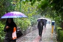 بارندگی ها در ایلام تا روز شنبه ادامه دارد