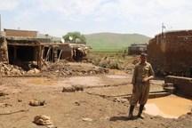 خوشحالم که جان مردم روستا را نجات دادم