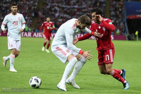 پایان راه یک مدافع جنجالی؛پیکه از تیم ملی اسپانیا خداحافظی کرد