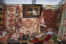 نخستین کیوسک های فروش صنایع دستی آذربایجان غربی در ارومیه راه اندازی شد