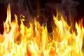 آتش سوزی در بازار گل امام رضا